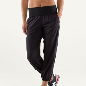 Lululemon Om Crop Pants